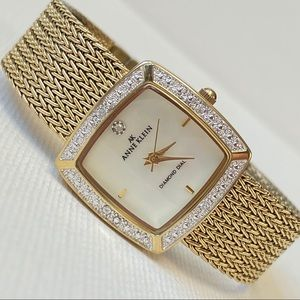 Anne Klein Diamond Women's Watch